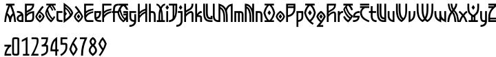 EF Gimli™ Font Sample