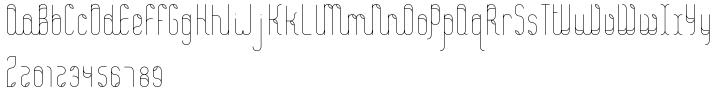 Ratatan Font Sample