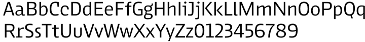 Swagg Font Sample