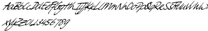 Sweet Steeffie Font Sample
