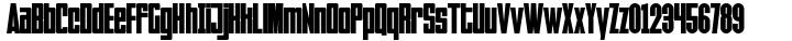 Faltura Font Sample