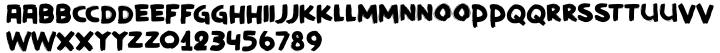 Koshatnik Font Sample