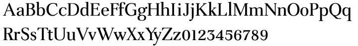 Eleonora™ Font Sample