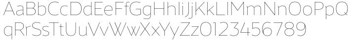 Maya Samuels Pro Font Sample