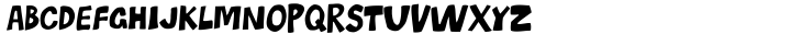 Greenhorn™ Font Sample