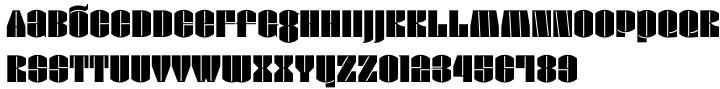 Lard Pro Font Sample