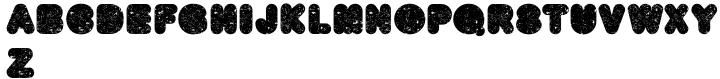 BAQ Metal™ Font Sample