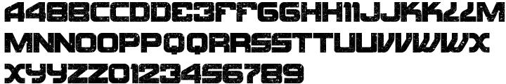 Kono™ Font Sample