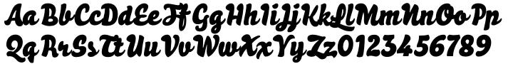Ravel Font Sample