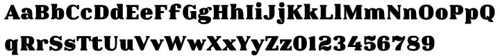 Clarenta 4F™ Font Sample