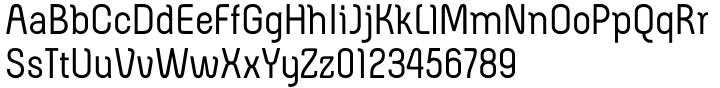 Showtime Font Sample