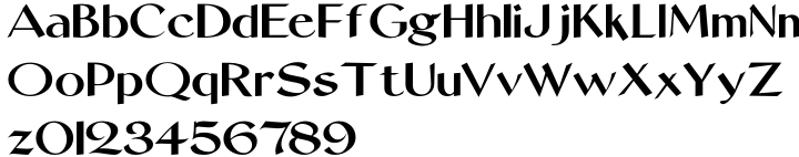 Personal Note JNL Font Sample