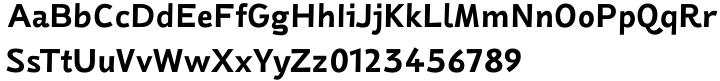 Jolly Font Sample