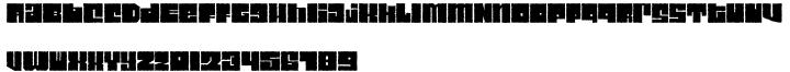 Characteristic™ Font Sample