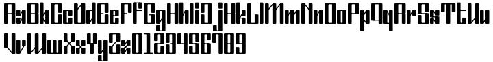 Ordinatum™ Font Sample