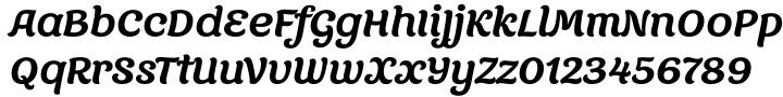 Otrada Font Sample