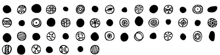 Printa Font Sample