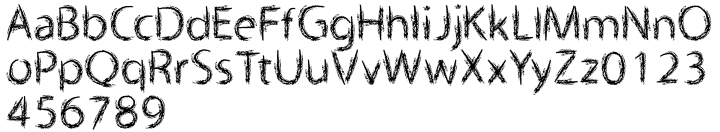 Lippy Sans Font Sample