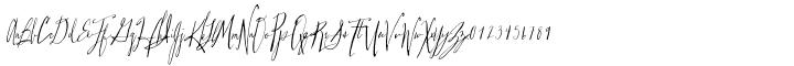 Vermandois™ Font Sample
