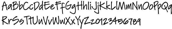 Soli Px Font Sample