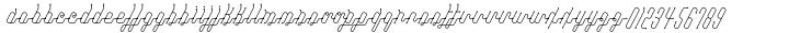 Diode Font Sample