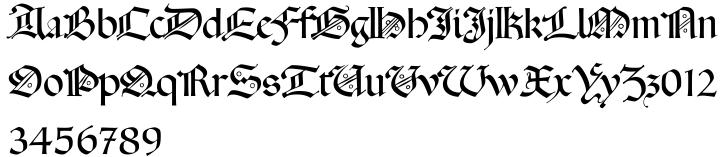 Cresci Rotunda™ Font Sample