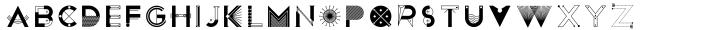 Modernissimo Font Sample