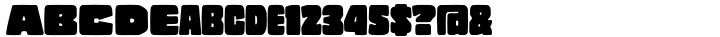 Copal® Font Sample