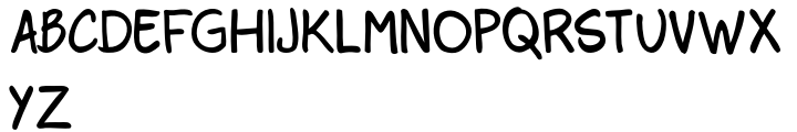 Clementina Font Sample