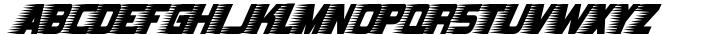 Barbatrick™ Font Sample