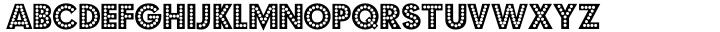 Budmo™ Font Sample