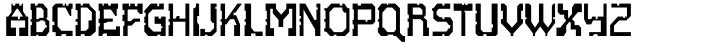 Scritzy X™ Font Sample