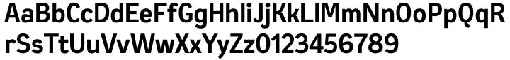 Tambov Font Sample