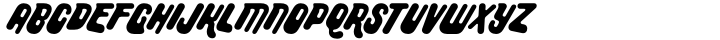 Acroyear Font Sample