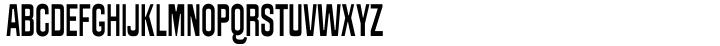 Camulogen™ Font Sample
