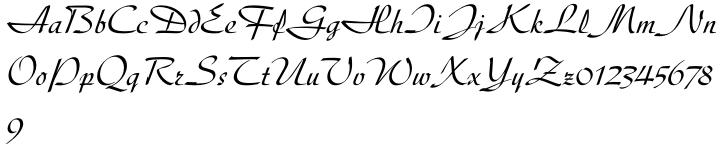 Diskus™ Font Sample