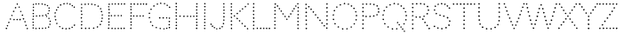 Codystar Pro™ Font Sample