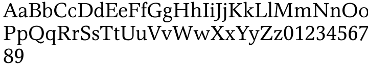 Diamant Pro™ Font Sample