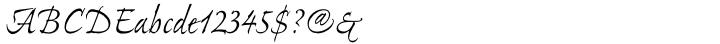 Ex Ponto® Font Sample