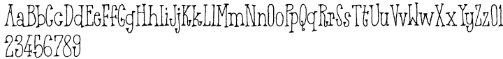 Breathtaking Beauty Font Sample