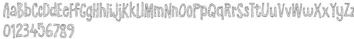 Summer Fades Away Font Sample