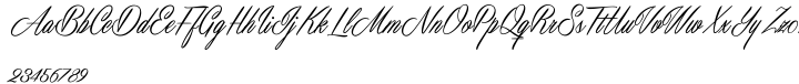 Masterics Font Sample