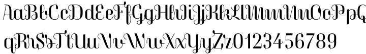 Magasin™ Font Sample