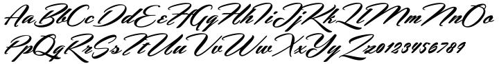 Hemmet Font Sample