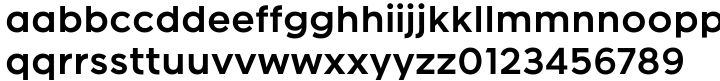 Siberian Font Sample