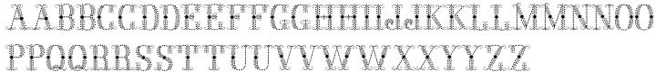 Polen Two Font Sample