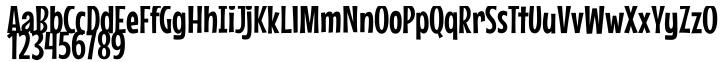 Mouse Memoirs Pro Font Sample