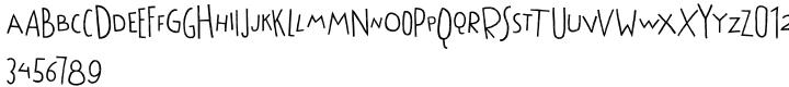 Nervatica™ Font Sample