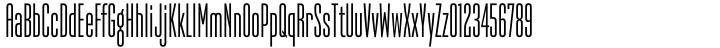Sansational™ Font Sample