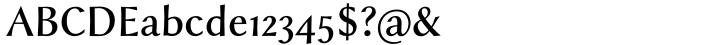 Styla Pro™ Font Sample